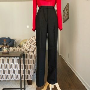 Vintage NWT Ralph Lauren Wool High Rise Trousers